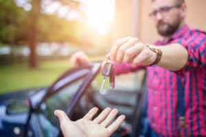 Buying a leased car before lease ends