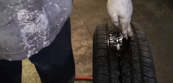 how to plug a tire