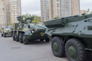 Civilian Armored Vehicles