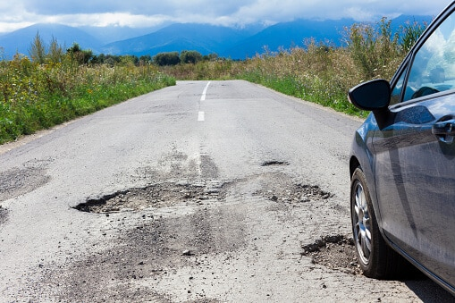 How Do I Know if My Car Has Pothole Damage