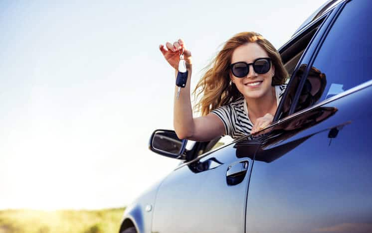Is it easier to finance a new or used car with No Money Down?