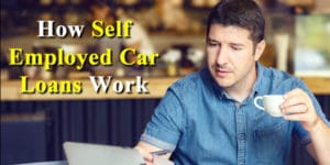 self employed car loans